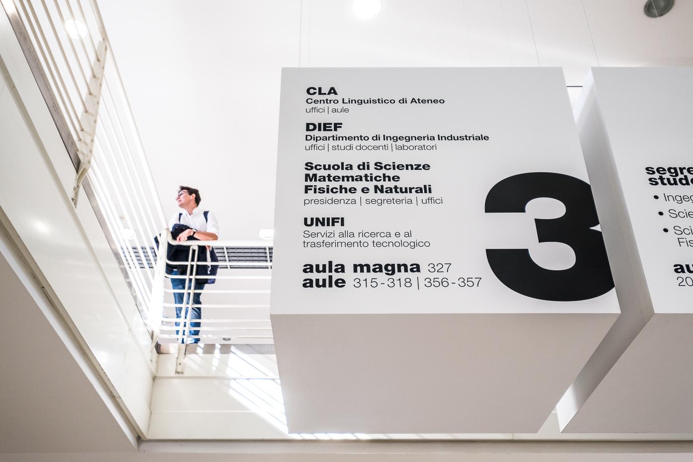 Ufficio Tirocini Unifi Architettura : Dario borruto photography segnaletica unifi